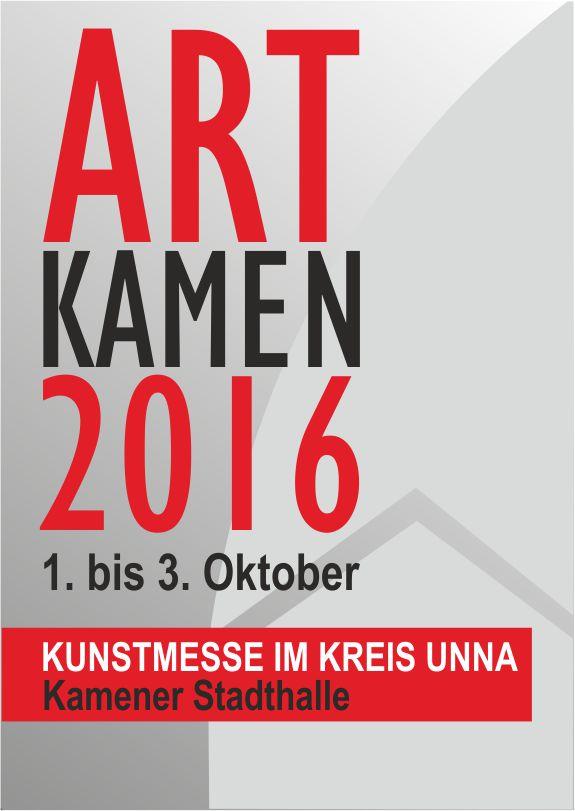Logo ART KAMEN 2016